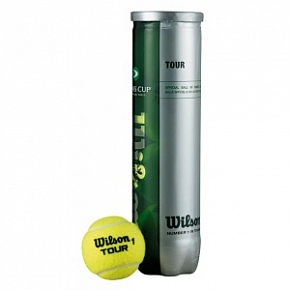 Wilson Tour Davis Cup Official 3ball
