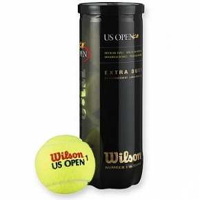 Wilson US open tennis 3ball