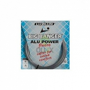Luxilon Big Banger Alu Power Fluoro